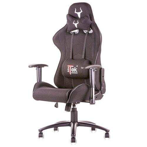 iTek ittgchs2bb silla de juegos, Negro