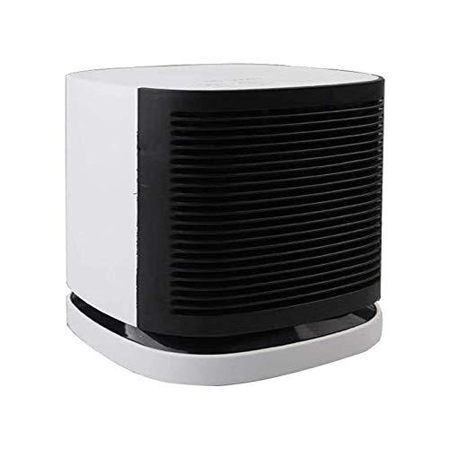 DWJ El Calentador Tiene 3 Engranajes con el Modo antidumping y un Calentador de Espacio electrónico portátil con Aire Caliente de 90 Grados con Inteligente