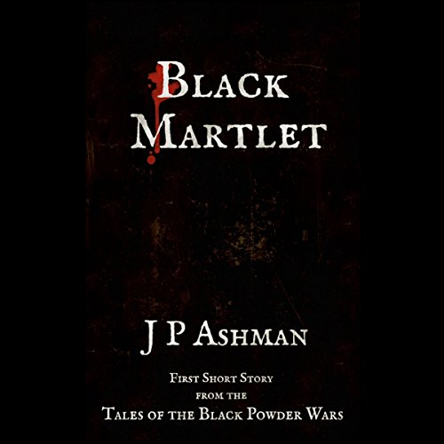 Black Martlet audiobook cover art