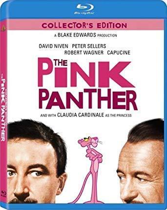 La pantera rosa / The Pink Panther [ Origen Holandés, Ningun Idioma Espanol ] (Blu-Ray)