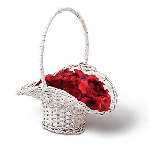 Blumenstreukorb, Blumen-Streukörbchen Hochzeit Blumenkinder Korb Körbchen