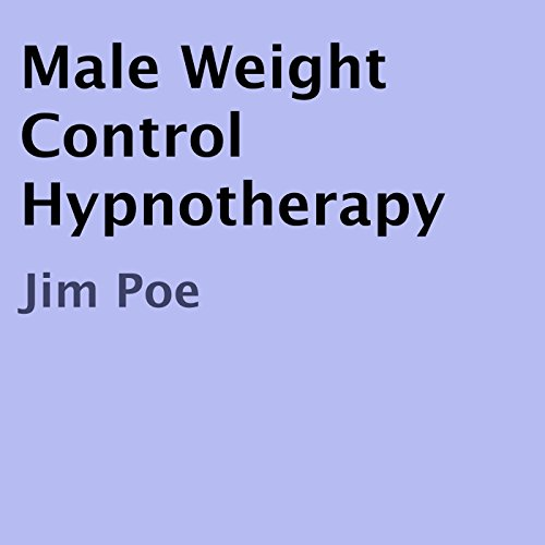 Male Weight Control Hypnotherapy cover art