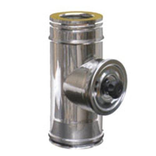 TUBO INOX 13/18x44 SPORTELLO ISPEZIONE DP MARAL