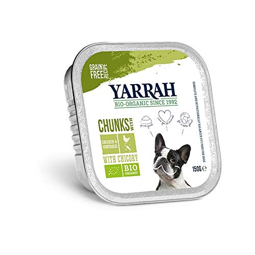 Yarrah - BARQUETTE Poulet LEGUMES 150 G