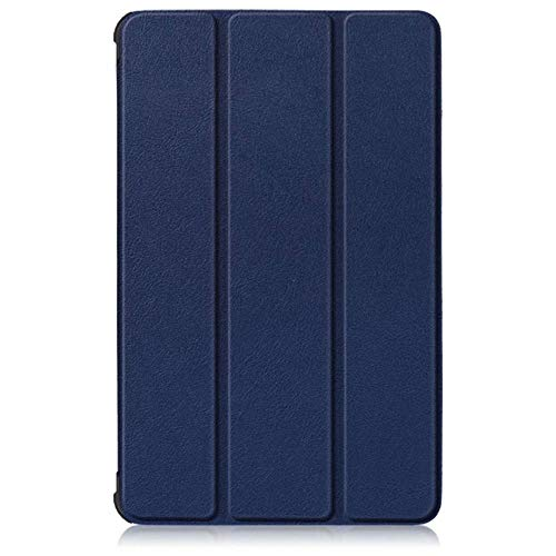 XIAOYAN Folio Tri-Fold Stand Case for Samsung Galaxy Tab S6 Lite 10.4 Tablet Wake-Sleep Pu Leather Cover for SM-P610 SM-P615-14