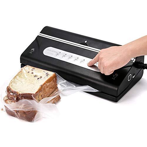 LSSLA Verpackungsmaschine Für Nasse Und Trockene Lebensmittel Automatische Vakuumiermaschine Vakuumkonservierungsmaschine Für Kleine Haushaltsplastiktüten