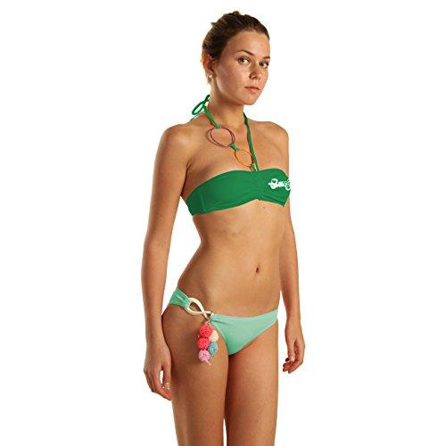 Replay Damen Badeanzug, Bikini BH + Slip, Swimming Suit (II/XS)