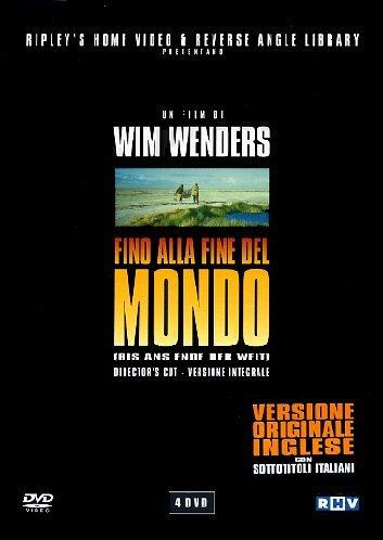 Fino Alla Fine Del Mondo (Director's Cut) (4 Dvd)