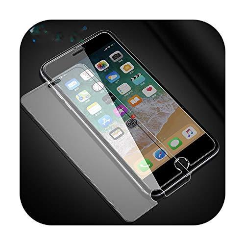 Protector de pantalla de cristal templado 9H para iPhone 7, 8, 6S y 2,5 D para iPhone XR X XS