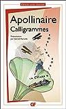 Calligrammes - Flammarion - 14/09/2013