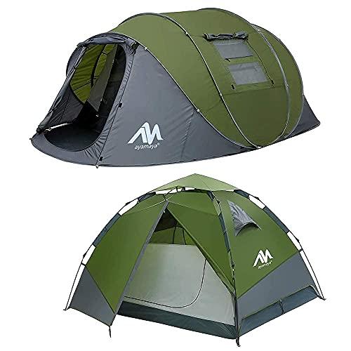 BD004- AYAMAYA Pop Up Tent with Hydraulic Automatci Setup Tent