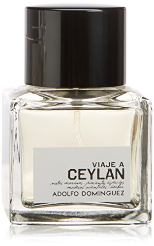 Adolfo Dominguez Viaje A Ceylan Eau de Toilette Vaporizador 100 ml
