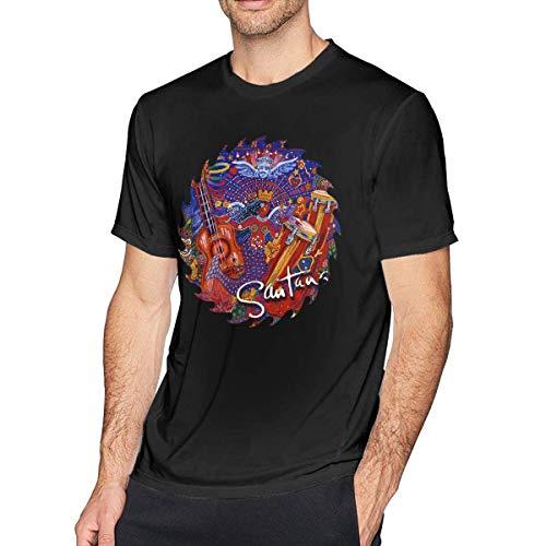 Camisetas de Hombre Juvenil Cuello Redondo Manga Corta Tops Grandes y Altos Camisetas Personalizadas Camisetas M