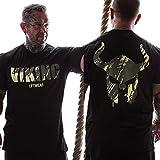 ZHUIABA - Camiseta de manga corta para hombre, diseño informal, color C4., tamaño large