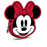 Karactermania Diseny Icons Minnie Mouse Monedero, 12 cm, Rojo