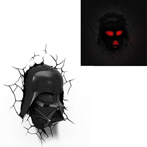 e-concept Distribution France Lampe 3D Darth Vader–Star Wars