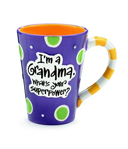 I'm A Grandma, What's Your Super Power Coffee Mug