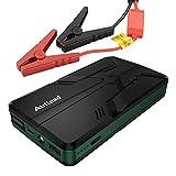 AUTLEAD CBJS01A - Batería de arranque para coche (máx. 600 A, 8000 mAh, 12 V,...