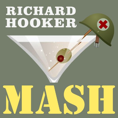 MASH audiobook cover art