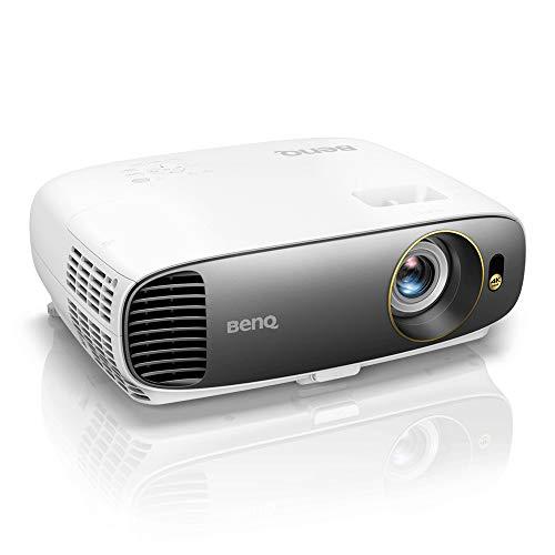 『BenQ ホームプロジェクター HT2550M (DLP/4K/2000lm/HDR10&HLG対応/映画鑑賞/ホームシアター/Cinematic color/Rec.709 100%)』の1枚目の画像
