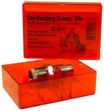 Lee Precision 90855 Factory Crimp Die Calibre 444 Marlin, Multicolor, Talla Única