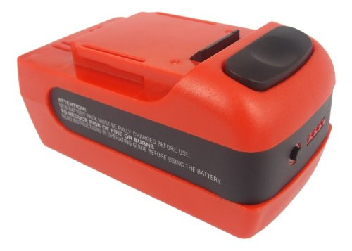 Battery 25708 Replacement for Craftsman 28128, 26302, Portable Power Tool Battery