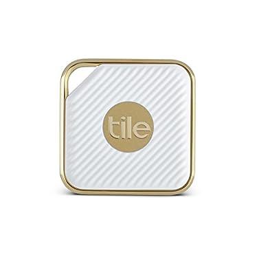 Tile Style - Key Finder. Phone Finder. Anything Finder (Gold) - 2 Pack