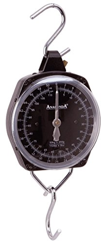 Anaconda Scale 50Kg Black Edition Waage 9735201 Karpfenwaage
