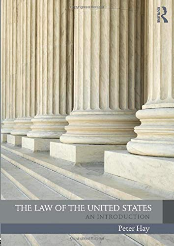 The Law of the United States: An Introduction