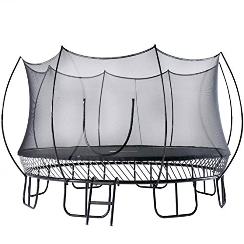 Reliant Sports Free Jump 15 ft Trampoline for Kids & Adults with Safety Enclosure,Patent Pending Springless Quick-Easy Assembly Design