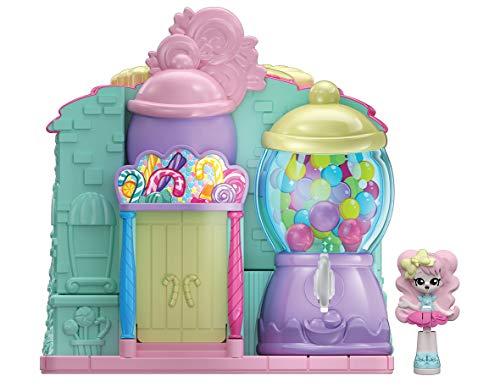 Shopkins Lil' Secrets Shop Keypers Pocket Shop Playset - Sweet Retreat...
