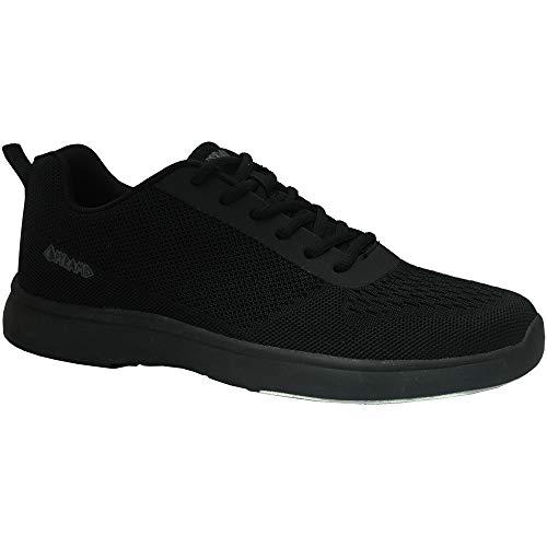 Pyramid Mens Ra Black Right Handed Bowling Shoes