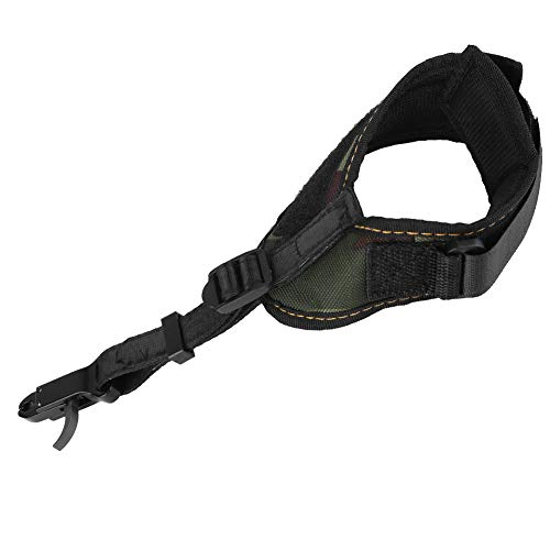Ayuda de liberación de la Flecha del Tiro al Arco 1 PC, aleación de Aluminio portátil Disparo Duradero Flechas de Caza Fuerza Accesorio de Caza al Aire Libre