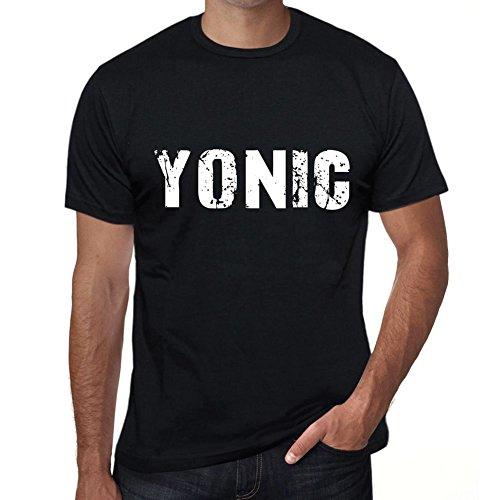 One in the City yonic Hombre Camiseta Negro Regalo De Cumpleaños 00553