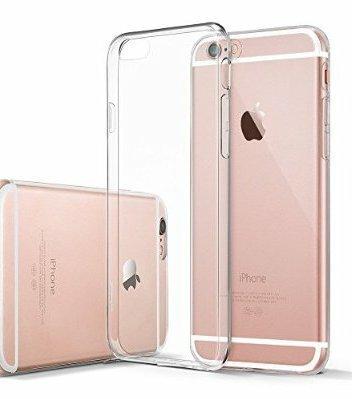 COPHONE Coque Transparente iPhone 6 / 6s (4,7 Pouces) Etui Housse iPhone 6 / 6s Coque de Protection Ultra Mince en Gel Iphone 6 / 6s Anti Choc Anti Rayures