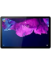 Lenovo Tab P11 27,94 cm (11 inch), 2000x1200, 2K, WideView, Touch) Tablet-PC (Qualcomm Snapdragon 662, 4GB RAM, 64GB uMCP, Wi-Fi, Android 10) grijs
