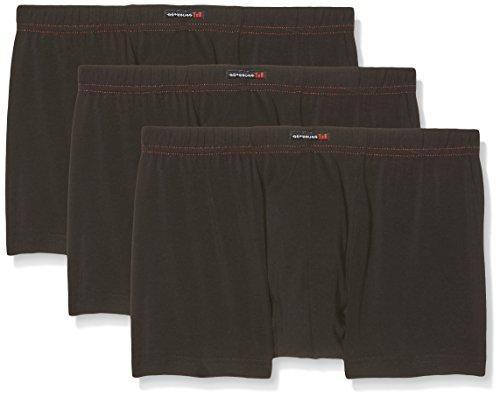 GÖTZBURG Herren Pants o.E./ BW Noa black Gr. 8 95% Baumwolle/ 5% Elasthan 740922-6061