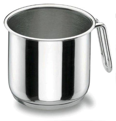 LACOR 90714 - Pote cilíndrico Gourmet 14 cm Acero Inoxidabl