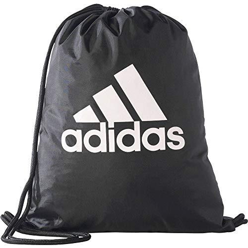 adidas Erwachsene Tiro Sportbeutel, Black/Dark Grey/White, One Size