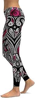 BEESCLOVER Yoga Pants Black Pink Women Fitness Leggings Tight Wear Gym Training Sports Running Leggings Elastic Push Trousers