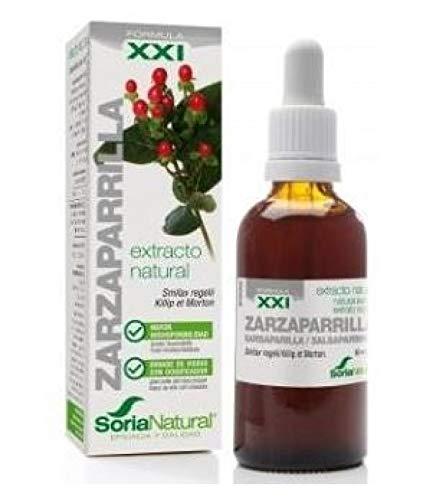 Soria Natural Extracto Zarzaparrilla XXI - 50 ml