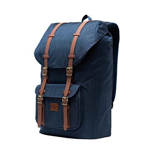 Herschel Little America Mid Volume Unisex Erwachsene Tasche, Little America, Herschel Little America Backpack, Blau, Herschel Little America Backpack