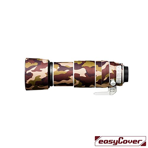 easyCover Lens Oak for Canon EF 100-400mm f/4.5-5.6L IS II USM Brown Camouflage