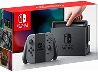 Nintendo Switch Console Gray Joy-Con (Renewed)