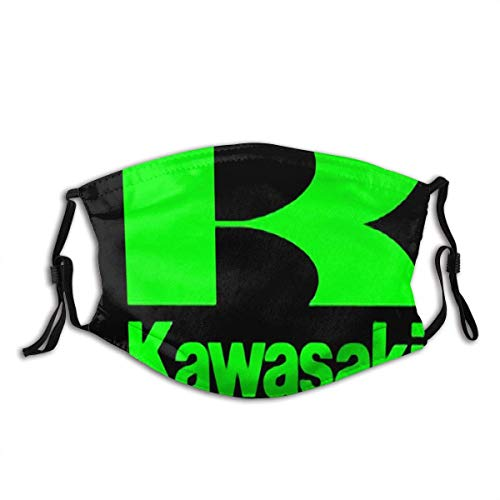 Mundschutz Face Cover Kawasaki Racing Bikes JDM ATV Ninja Mouth Cover Headscarf Outdoor Seamless Reusable Mouth Scarf Face Decorations