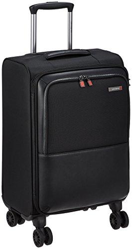 [サムソナイト] スーツケース キャリーケース セフトン モバイルオフィス スピナー55 ブラック 機内持ち込み可 保証付 34L 55 cm 2.7kg