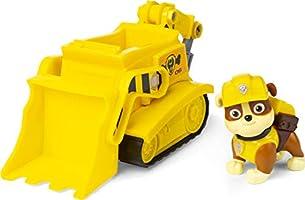 La Pata Patrol - Vehículo + Figura Rocky