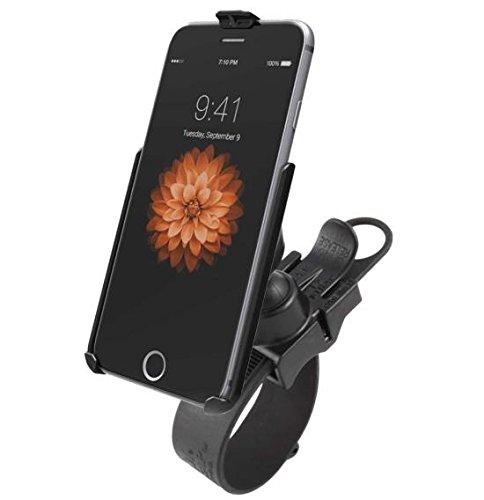 Mountain Bike Guidon Mountain Bike Compatible avec Apple iPhone 6 Plus RAM-MOUNT RAP-SB-187-AP19U