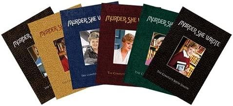 Murder, She Wrote Seasons 1-6 Bundle