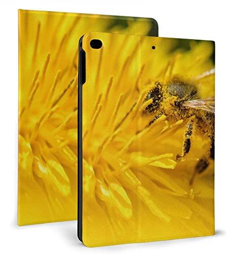 Honeybee PU Leather Smart Case Auto Sleep/Wake Feature for iPad Air 1/2 9.7' Case